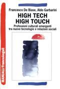 Copertina del libro High Tech High Touch