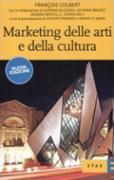 Copertina del libro Marketing delle Arti e della Cultura